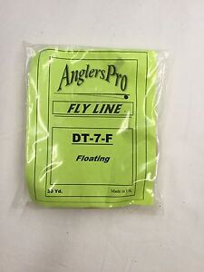AIRFLO FLY FISHING LINE DOUBLE TAPER-  DT-7-F - TAN - 2 LINES PER ORDER