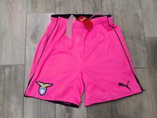 Pantalone corto/Short/Camiseta Lazio originale Puma fuxia rosa muslera