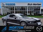 2008 Ford Mustang Shelby GT500 2008 Ford Mustang Shelby GT500 14535 Miles Ebony Clearcoat 2D Coupe 5.4L V8 DOHC