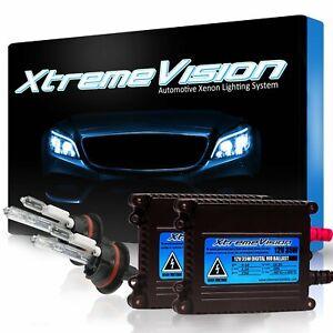 XtremeVision 35W HID Xenon Light Kit - 9004 8000K - Medium Blue