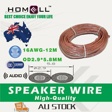 Y-SW02B-12M High Performance  16AWG Audio Cable Speaker Wire