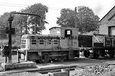 pu0105 - NCB Engine at Snowdown Colliery , Kent - photograph