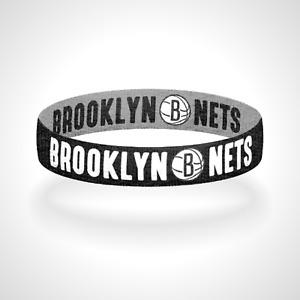 Reversible Brooklyn Nets Bracelet Wristband #BrooklynGrit