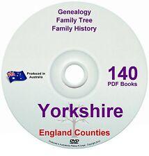 Family History Tree Genealogy Yorkshire