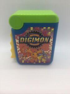 DIGIMON TRADING CARD DISPENSER BELT CLIP 2000