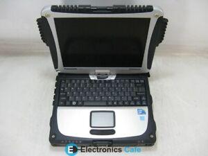 "Panasonic CF-19RHRAG2M 10.5"" Laptop 1.2 GHz i5-U 540 4GB RAM (Grade B No Webcam)"