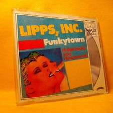 MAXI Single CD Lipps, Inc. Funkytown 4TR 1988 Disco MEGA RARE !