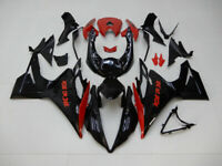 Motorrad Bodywork Fairing Kits Cowling Fit Triumph Daytona 675 13-15 black red