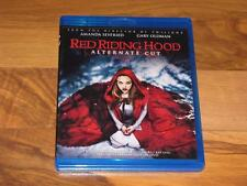 Red Riding Hood (Blu-ray, 2011, 1-Disc Set, Extended Cut)