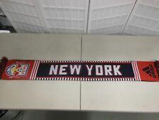 New York Red Bulls Adidas Fan Scarf Soccer Futbol Football MLS