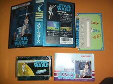 STAR WARS With Box Nintendo Family computer software FC Famicom NES 067