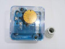 HONEYWELL PRESSOSTAT GAZ 30-150 MB