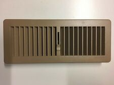 "Floor Register Floor Vent Cover Heating Vent Vents 300 x100mm 12""x 4"" AUS Made h"