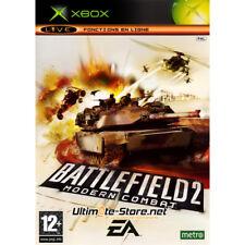 Battlefield 2 Modern Combat Jeu Console Xbox complet