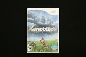 Xenoblade Chronicles Wii 2012 Brand New Sealed Free Shipping U.A.E. New Sealed !