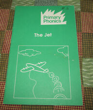 Replacement Reading Home School book Primary Phonics from Set 1 The Jet