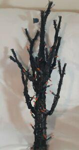 """Halloween Black Vine Tree 30"""""""