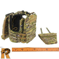 KSK Assaulter - Cambat Molle Vest - 1/6 Scale - Damtoys Action Figures