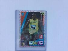 USAIN BOLT PANINI LONDON OLYMPICS 2012 FOIL CARD