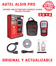 ORIGINAL AUTEL AL519 OBD2 OBDII DIAGNOSIS PROFESIONAL MULTIMARCA 2018