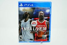 NBA Live 18: Playstation 4 [Brand New] PS4