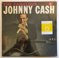 The Fabulous Johnny Cash - Factory SEALED 196? US Mono CL 1253