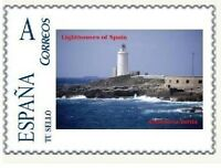 Spain 2016 - Lighthouses of Spain - Andalucia Tu sello mnh (13)