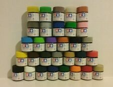 "Tamiya ""X"" acrylic paint 23ml. 32 pcs bundle."
