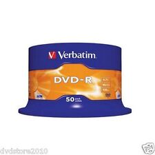 Verbatim DVD -R Matt Silver 4.7GB 16X  Pack Spindle Matt Silver 43548