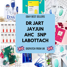 UK - DR JART JAYJUN MEDIHEAL LABOTTACH SNP BIRD NEST KOREAN FACE MASKS PACK BOX
