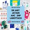 UK - DR JART JAYJUN MEDIHEAL LABOTTACH SNP BIRD NEST KOREAN FACE MASKS PACK BOX