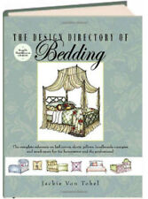 The Design Directory of Bedding by Jackie Von Tobel (2009, Hardcover) bedcovers+