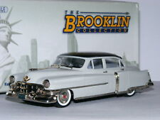 Brooklin BRK147a 1952 Cadillac Series 62 4-Door Sedan Two-Tone Grey 1/43