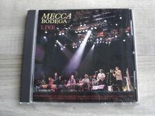 jazz CD funk latin NEW YORK PERCUSSION ENSEMBLE drums african MECCA BODEGA Live