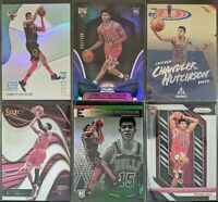 Lot of (6) Chandler Hutchison, Including Certified /199 RC, Prizm & more Rookies