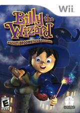 Billy the Wizard: Rocket Broomstick Racing WII New Nintendo Wii