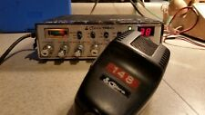 New ListingNo Reserve Cobra 148Gtl Modified Radio w/Power Cord and Mic (Silent Key)