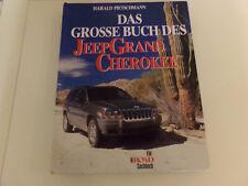 @@  Das große Buch des Jeep Cherokee Buch Off Road @@
