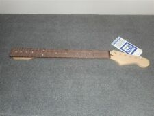 New - Neck For Fender Strat, Rosewood Fb, Modern C, Clear Satin Finish, #Snmcr