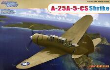 A-25 A-5 averla piccola WW II Dive Bomber (USAAF marcature) 1/72 DRAGON Cyber Hobby RARA