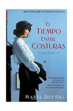 El tiempo entre costuras: Una novela (Atria Espanol) (Spanish E... Free Shipping