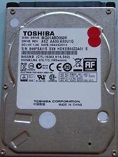 Toshiba MQ01ABD050V | AX0U1Q | 06 AUG 2014 | 500 GB
