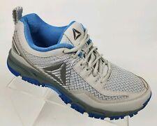6cf01fe6ce Reebok ridgerider Trail 2.0 Para Mujer Zapatos Para Correr Zapatillas Gris  Azul Talla 9