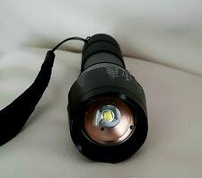 2000LM CREE XML T6 LED Flashlight Torch Zoom Focus Bike Headlight Front Light US