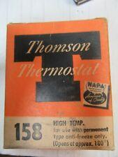 Thomson Thermostat  Continental MK3 1958 Lincoln Edsel Mercury #158  180°