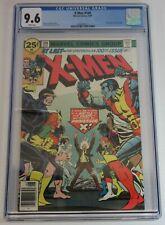 X-Men #100 Marvel Comics, 8/76 CGC 9.6 Grade White Pages