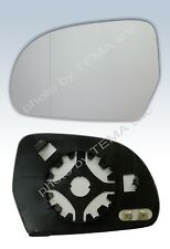 Specchio retrovisore AUDI A3 A6 2012 S4 A5 S5 Coupè A8 RS6 --SX asferico TERMICO