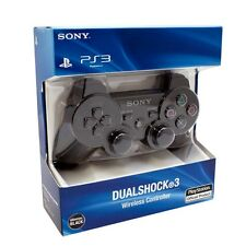 NEW Original Official Genuine Sony PS3 Wireless Dualshock 3 Controller +++