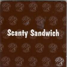 SCANTY SANDWICH ~ Because of You ~ CD  (2002) 3 TRACKS / CARD SLEEVE