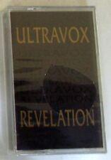 ULTRAVOX - REVELATION - Musicassetta Cassette Tape MC K7 Sealed
